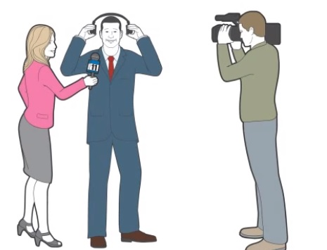 VIDEO: Consejos para hablar en entrevistas (Guide to media interviews)