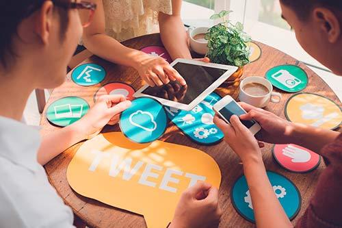 Curso y manejo de redes sociales